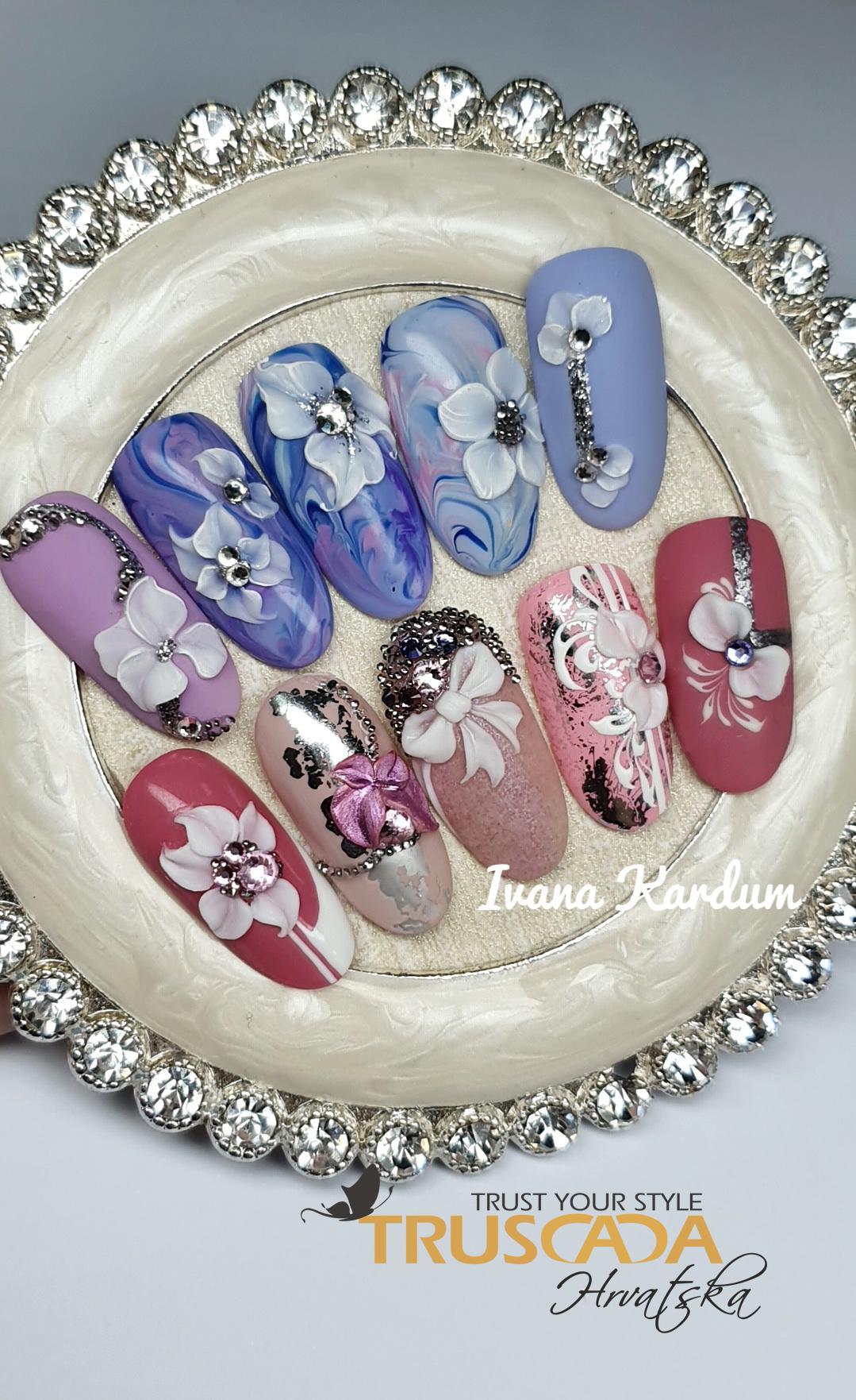"""""""Plasteline Art""""  nail art edukacija"""