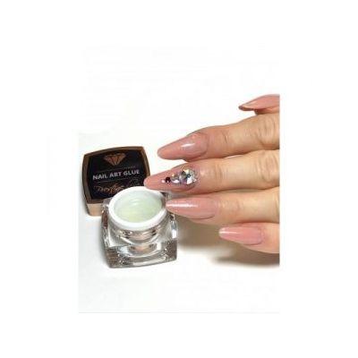 Nail art Glue gel