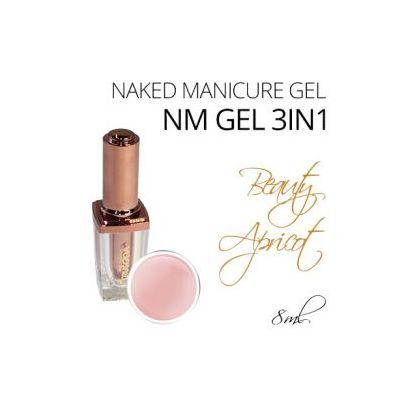 NM gel Beauty apricot