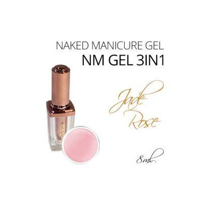 NM gel Jade Rose
