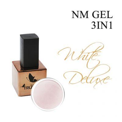NM gel White de Luxe