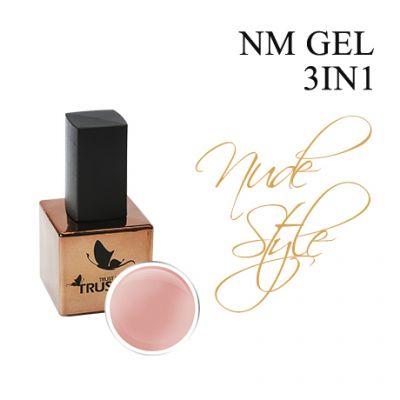 NM gel Nude style