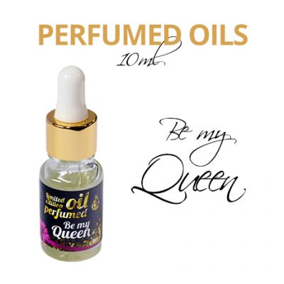 Perfumed oil - Be my queen