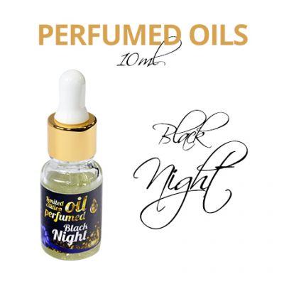 Perfumed oil - Black night
