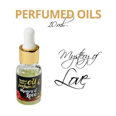 Perfumed oil - Mystery of love