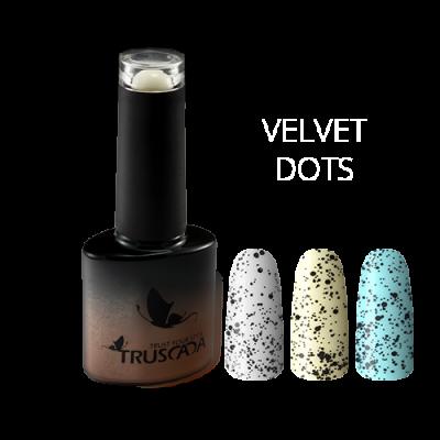 Završni gel Velvet Dots 8ml